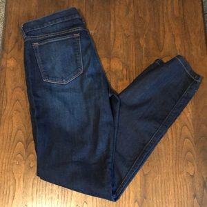 Size 12 Limited Ed Banana Republic Skinny Jeans